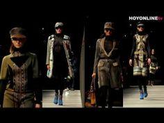 Custo Barcelona ha participado por tercera vez, en la 080 Barcelona Fashion, que celebra este año su decimotercera edición.  Para esta edición, la firma ha presentado sus propuestas para el próximo invierno 2014-15, contando con un total de 72 looks, 65 para mujer y 7 para hombre. #HoyOnlineTV
