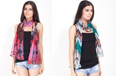 GroopDealz | Summer Life Scarves $4.99