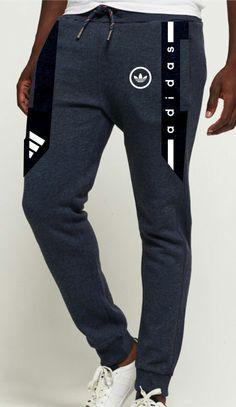 Jogger Pants Outfit, Mens Jogger Pants, Sport Pants, Mens Capri Pants, Track Pants Mens, Sport Outfit, Fashion Joggers, Mode Style, Boys T Shirts