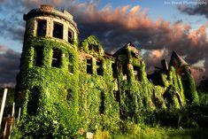 The Scott Mansion - off Woodward in Detroit, Michigan, USA