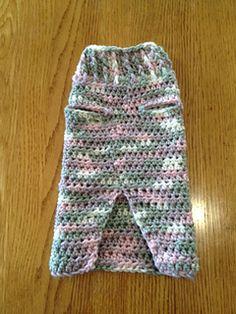 Ravelry: XS Dog Sweater pattern by Corina Gray Crochet Dog Sweater Free Pattern, Crochet Dog Patterns, Crochet Coaster Pattern, Knit Dog Sweater, Knitting Patterns, Dog Crochet, Knitting Ideas, Craft Patterns, Crochet Ideas