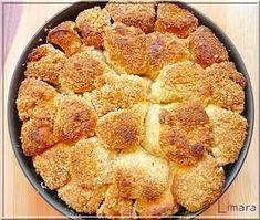 Limara péksége: Aranygaluska
