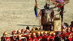 Inka Festival - Cusco Peru (Festival of the Sun)