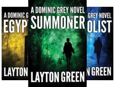 The Dominic Grey Series (4 Book Series) by  Layton Green