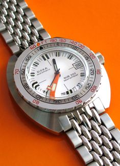 Cool Watches, Watches For Men, Unique Watches, Men's Watches, Deep Blue Watches, Watches Online, Vintage Watches, Luxury Watches, Omega Watch