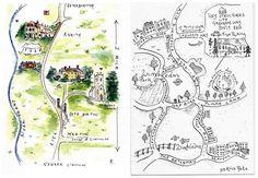 wedding invitations savannah ga map | ... wedding stationery ideas . Before the Big Day - the Best UK Wedding