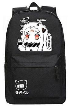 Siawasey Kantai Collection Anime KanColle Cosplay Backpack Shoulder Bag School Bag