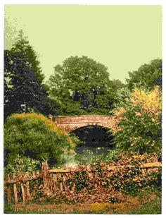 new to site Tunbridge Wells, Penshurst Bridge, England