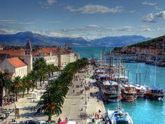 Trogir/Croatia - great honeymoon destination!