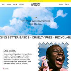 Fonts used: Favorit, Mabry #typography #design Website Design Inspiration, Website Design Layout, Web Layout, Layout Design, Graphic Design Trends, Graphic Design Posters, Graphic Design Typography, Branding, Social Media Design