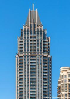 One Park Tower - The Skyscraper Center. Photo Roberto Portolese