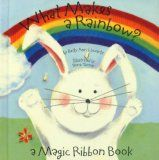 Twelve rainbows for kids to create and explore plus books to read