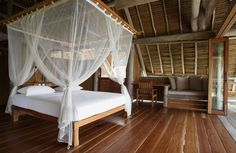 Sumptuous, Exotic Bedroom Ideas: Exotic Bedroom From the Tropics...In Your Home, Too?