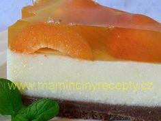 Krupicový dort – Maminčiny recepty Cheesecake, Desserts, Food, Meal, Cheesecakes, Deserts, Essen, Hoods, Dessert