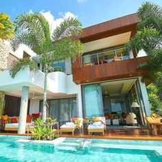 Vente Villa Vue mer Surin Beach - Thaïlande / villa in ^^ Property For Rent, Find Property, Investment Property, Normal House, Forest View, Phuket Thailand, Island Life, Luxury Villa, Location