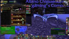 awesome World of Warcraft Pet Battles: Gotta Collect Them All! Albino Chimaeraling