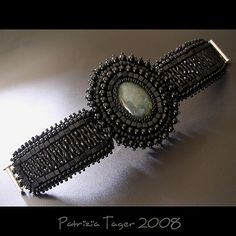 Black Panther Bracelet 02  | by Triz Designs