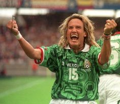 6. 1998 Mexico Home - The 50 Best Soccer Kits of All Time | Complex UK