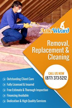 Your local Inglewood CA based Attic cleaning and Attic Insulation, Crawl Space Cleaning & Decontamination, Insulation Replacement, Radiant Barrier and Insulation replacement services expert.