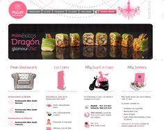 Web & Pedido Online Delivery & Take Away  www.misssushi.es
