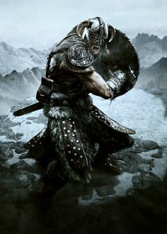 Skyrim- my favorite game of all time!