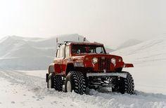 #Jeep  // Jeepster Commando - Guðna Sveins.