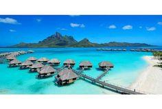 @ four seasons -- bora bora, french polynesia