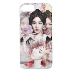 Tiffany (K-POP) iPhone 8/7 Case - kpop dancing music cool diy custom korean bts