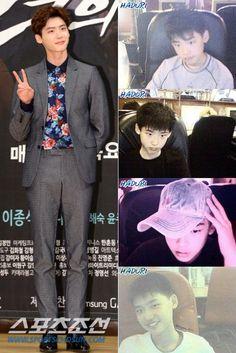 See Lee Jong Suk's childhood photos