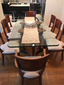 Diplomat Moving Out Of The Country Dining Table Set For Sale