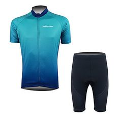 Latest Mens Cycling Skin Suits Jersey Shorts Kits Fashion Shirt Pad Pants Set | eBay