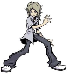 Joshua - The World Ends With You