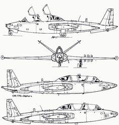 Variation des vues des dessins techniques