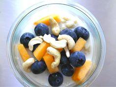 healthy plan by ann » Śniadaniowy budyń z komosy ryżowej!