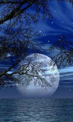 A Blue Moon is a second full moon in a single month. Moon Photos, Moon Pictures, Pretty Pictures, Moon Pics, Beautiful Moon, Beautiful World, Beautiful Places, Ciel Nocturne, Shoot The Moon