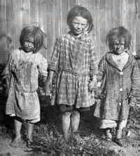 White slave children 1864