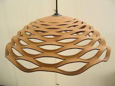 TLC: Cork Lamp