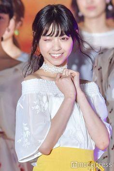 (画像1/13) 「GirlsAward 2017 SPRING/SUMMER」西野七瀬 (C)モデルプレス - 乃木坂46西野七瀬、肩出し&ウインクに3万人うっとり 黄色い声を「噛み締めました」<GirlsAward 2017 S/S> Cute Asian Girls, Cute Girls, Cool Girl, Beautiful Japanese Girl, Interesting Faces, Girl Model, Kpop Girls, Asian Beauty, Natural Beauty