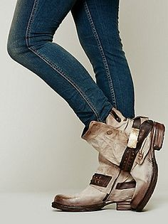 A.S.98. Daxton Ankle Boot at Free People Clothing Boutique