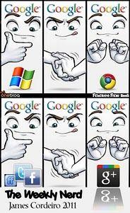 Why start on Google+?