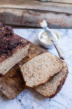 Cinnamon Crunch Bagel Loaf   halfbakedharvest.com @hbharvest