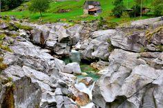 Valle Verzasca by Welbis Pestana on Waterfall, Outdoor, Outdoors, Outdoor Living, Garden, Waterfalls