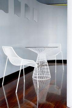Designer Furniture | Contemporary Furniture | KE-ZU Heaven Dining Table Small | Inadesignerhome
