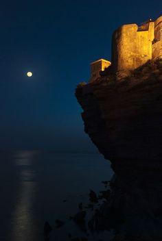 Corsica in the Mediterranean Sea, France
