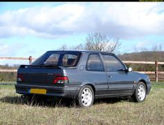 Peugeot 309 GR 16 Peugeot 309, 309 Gti, Retro Cars, Good Old, Cars And Motorcycles, Cool Cars, Classic Cars, Automobile, Photo Galleries