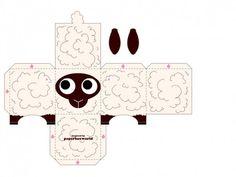 Eid Crafts, Ramadan Crafts, Bible Crafts, Diy Eid Cards, Eid Boxes, Sheep Crafts, Unicorn Cupcakes, Art Folder, Paper Animals