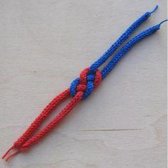 5. lépés Friendship Bracelets, Friend Bracelets