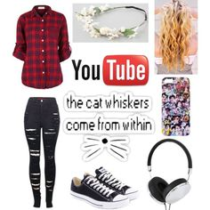 phan trash by just-what-ever on Polyvore