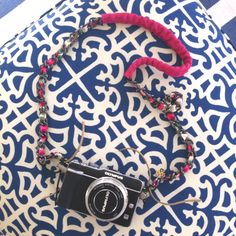my camera strap, thx @refinery29