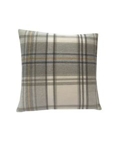 Luxury Glencoe Tartan Check  Cushion Covers  These are a fantastic tartan check cushion cover for all homes. With a warm feel wool effect  multi size listing  Made in the UK  Please have a look at our shop for more fantastic items.  backed in plain Fabric.  they are made with zip fastening and overlocked to prevent fraying  listing is for cover only  all my items are hand made by myself Janelle designs  please allow up to 3 working days from payment received  for your order to be made and…